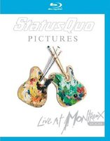 Blu-Ray Status Quo: Live At Montreux 2009 (Blu-Ray)