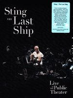Sting: The Last Ship - Live at Public Theater (Blu-Ray)