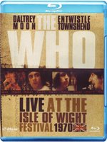Blu-Ray The Who: Live At The Isle Of Wight Festival 1970 (Blu-Ray)