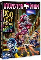 DVD Школа Монстров Boo York, Boo York / Monster High