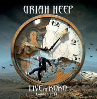 LP Uriah Heep: Live At Koko (LP)