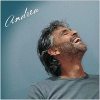 Audio CD Andrea Bocelli: Andrea
