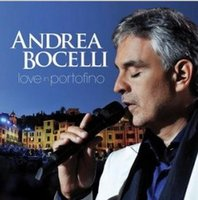 Audio CD Andrea Bocelli: Love in Portofino