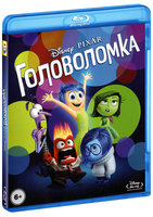 Головоломка (2 Blu-Ray) / Inside Out