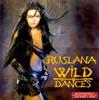 Audio CD Руслана: Wild dances