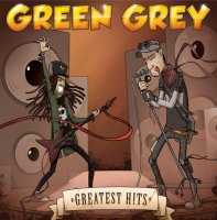 Audio CD Green Grey: Greatest hits