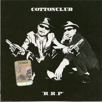 Audio CD Cottonclub - R.R.P. (Rhytmical Russian Poetry)