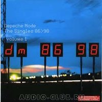 Audio CD Depeche Mode. The Singles 86-98 vol.1