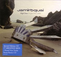 Jamiroquai. High times: singles 1992-2006 (CD)