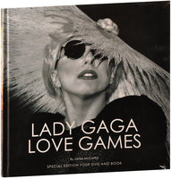 DVD Lady Gaga: Love Games (4 DVD + Book)