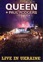 DVD Queen + Paul Rodgers: Live In Ukraine