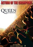 DVD Queen + Paul Rodgers: Return of the Champions