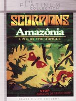 Scorpions: Amazonia / Live in the Jungle - Platinum Collection (DVD)
