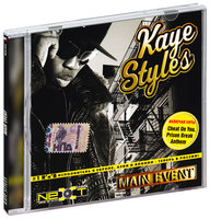 Audio CD Kaye Styles. Main event