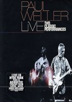 DVD Paul Weller. Live - Two Classic Performances