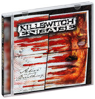Killswitch Engage. Alive or just breathing (CD)