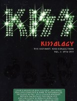 DVD + Audio CD Kiss. KISSology: The Ultimate Kiss Collection, Vol. 1: 1974-1977 (Capital Centre, Largo, MD)
