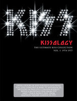 DVD + Audio CD Kiss. KISSology: The Ultimate Kiss Collection, Vol. 1: 1974-1977 (Madison Square Garden NY)