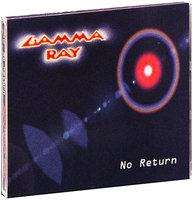 Gamma Ray. No Return (CD)