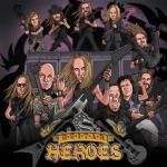 Audio CD Guitar Heroes. Guitar Heroes