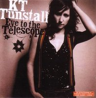 Audio CD KT Tunstall. Eye to the telescope