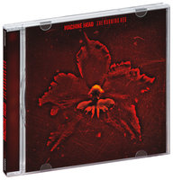 Audio CD Machine Head. The Burning Red