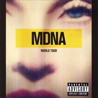 Madonna: MDNA World Tour (2 CD)