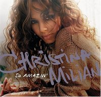 Christina Milian. So Amazin` (CD)