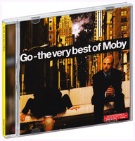 Moby. Go - The Very Best Of Moby (CD)