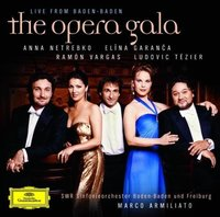 The Opera Gala. Live From Baden-Baden (CD)