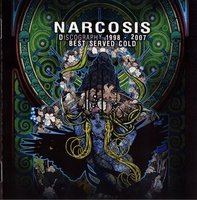 Audio CD Narcosis. 1998 - 2007. Best Served Cold