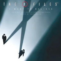 Audio CD The X Files. I Want To Believe. Original Motion Picture Soundtrack