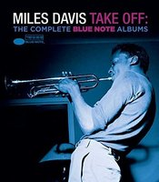 Blu-Ray Miles Davis:Take Off. The Complete Blue Note Albums (Blu-Ray Audio)