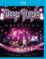 Deep Purple With Orchestra Live At Montreux 2011 (Blu-Ray)