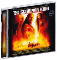 Scorpion King. Original Motion Picture Score (CD)