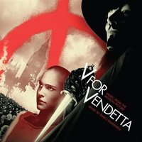 Audio CD V For Vendetta. Music From The Motion Picture