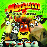 Madagascar: Escape 2 Africa. Music From The Motion Picture (CD) / Мадагаскар 2