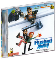 Audio CD Flushed Away. Music From The Motion Picture