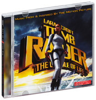 Lara Croft Tomb Raider The Cradle Of Life (CD)