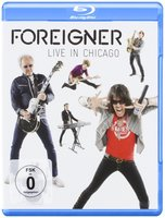 Blu-Ray Foreigner: Live In Chicago (Blu-Ray)