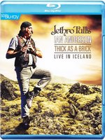 Blu-Ray Jethro Tull' s Ian Anderson - Thick As A Brick-Live in Iceland (Blu-Ray)