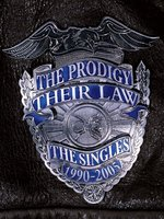 Audio CD The Prodigy. Their Law: The Singles 1990-2005