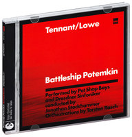 Pet Shop Boys. Tennant/Lowe. Battleship Potemkin (CD)