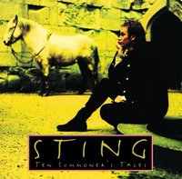 Sting. Ten Summoner's Tales (CD)