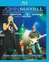 John Mayall & Bluesbreakers And Friends: 70th Birthday Concert (Blu-Ray)