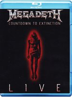 Blu-Ray Megadeth: Countdown to Extinction - Live (Blu-Ray)