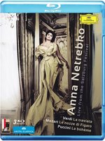 Anna Netrebko: Live From The Salzburg Festival (3 Blu-Ray)