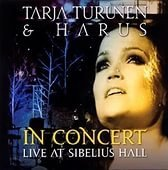 Audio CD Tarja Turunen & Harus. In Concert Live At Sibelius Hall