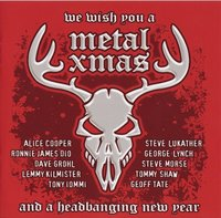 Various. We Wish You A Metal Xmas And A Head Banging New Year (CD)