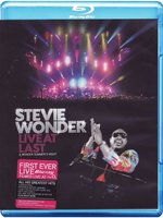 Blu-Ray Stevie Wonder: Live At Last - A Wonder Summer's Night (Blu-Ray)